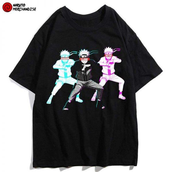 Naruto Shadow Clone Jutsu Shirt