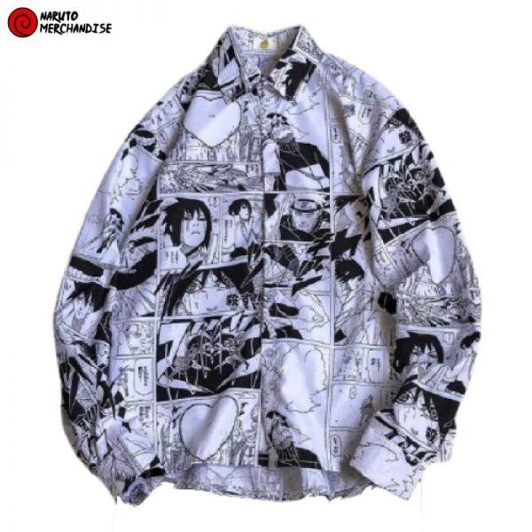 Naruto Shirt Design