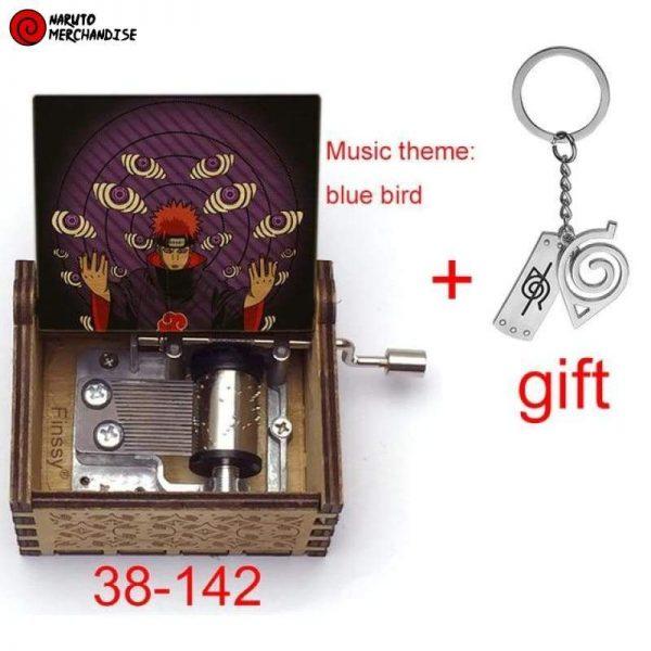 Naruto Song Box
