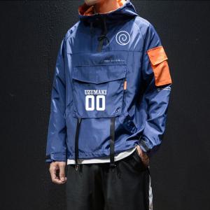 Naruto Windbreaker Jacket