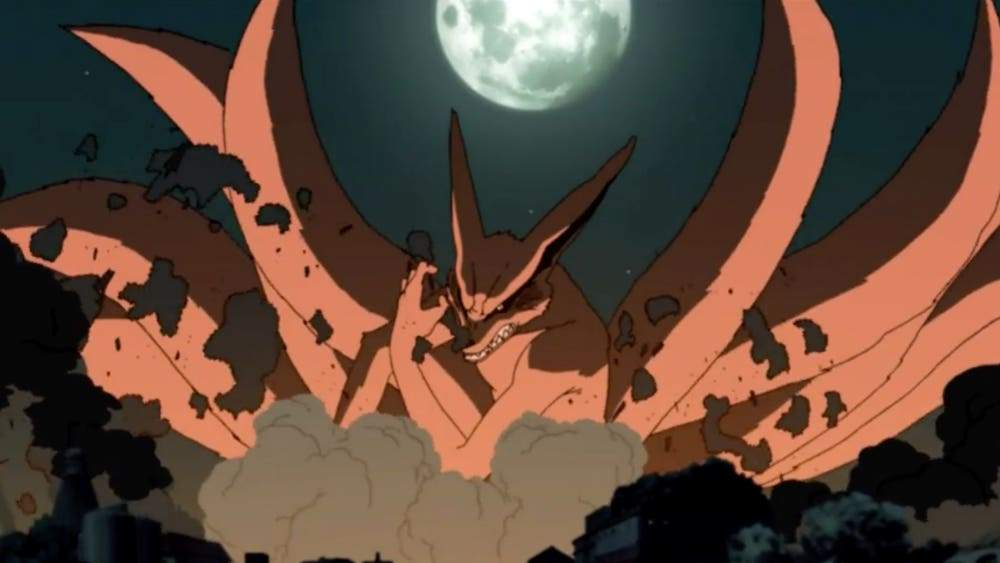 nine tails attack
