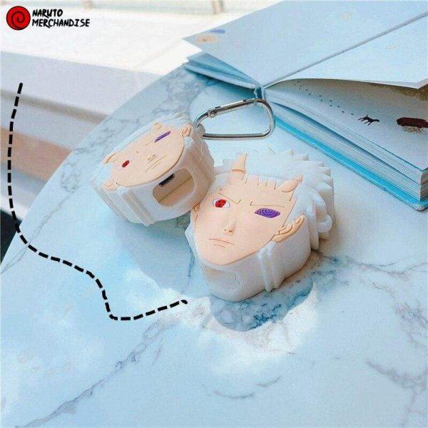 Obito Sage Mode Airpod Case