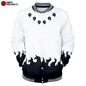 Obito uchiha baseball jacket