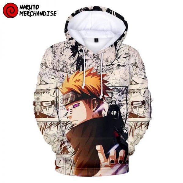 Pain Face Naruto Hoodie