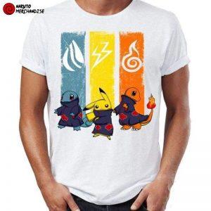 Pikachu Akatsuki Shirt