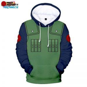 Naruto Hoodie <br></noscript>Kakashi Hatake Jacket - Naruto Hoodie