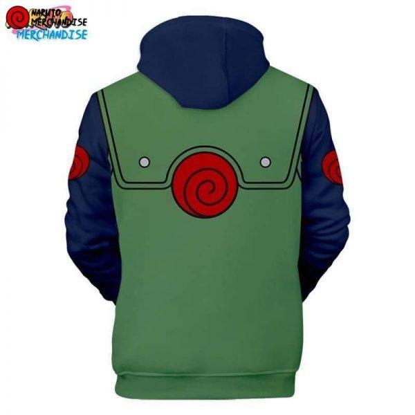 Naruto Hoodie Kakashi Hatake Jacket - Naruto Hoodie