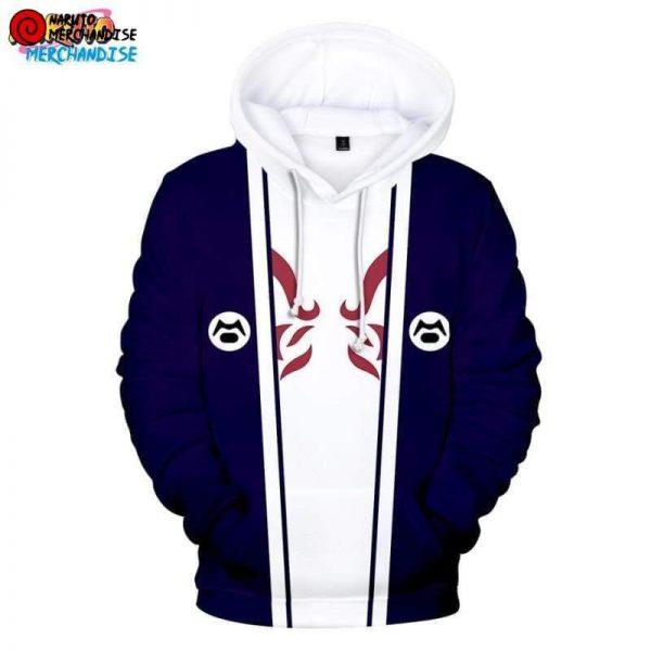 Naruto Hoodie Gamabunta Symbol - Naruto Hoodie