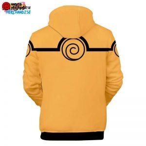 Naruto Hoodie <br>Naruto Chakra Mode