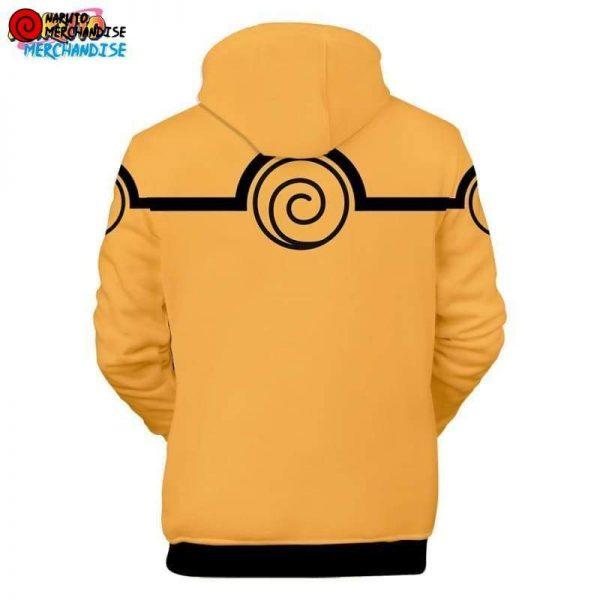 Naruto Hoodie Naruto Chakra Mode - Naruto Hoodie