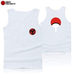 Naruto Tank Top <br>Uchiha Clan