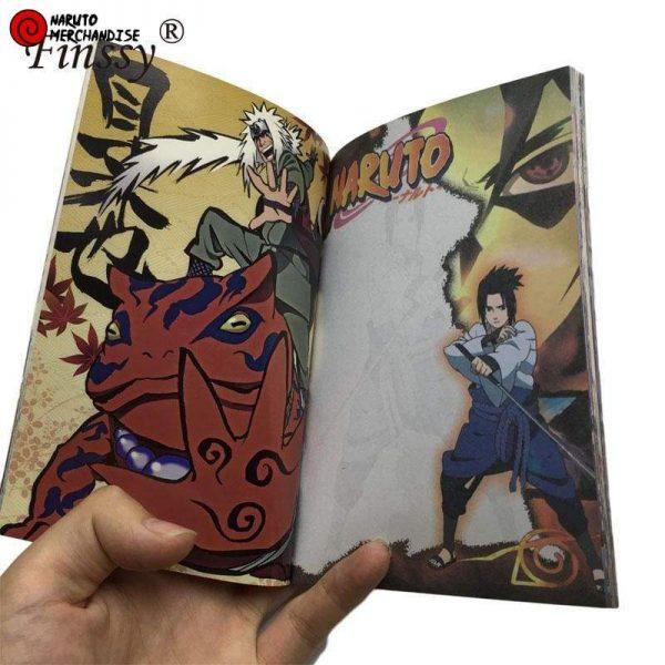 Naruto Cosplay <br>Kakashi's Book