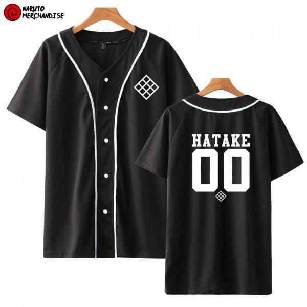 Naruto Baseball Jersey Shirt <br>Hatake Team