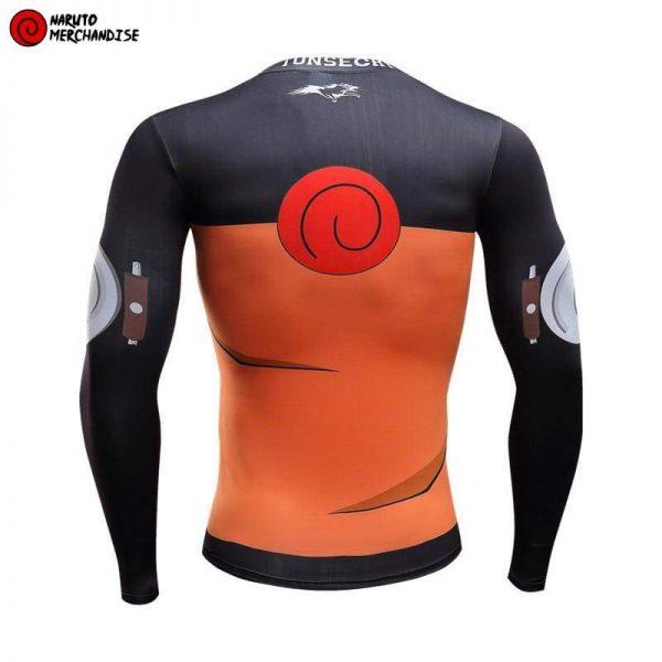 Naruto Compression Shirt <br>Naruto Shippuden