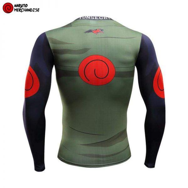 Naruto Compression Shirt <br>Kakashi Hatake