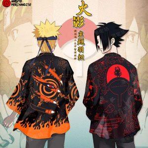 Naruto Kimono <br>Sasuke Uchiha Clan