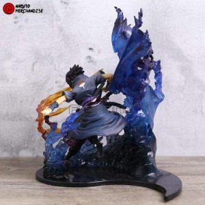 Naruto Figure <br>Sasuke and Itachi Susanoo