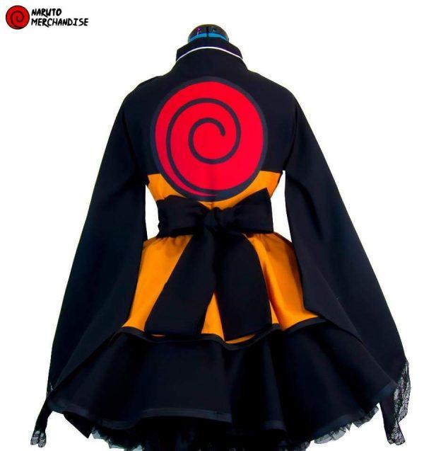 Naruto Kimono Dress <br>Naruto Uzumaki (Shippuden)