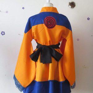 Naruto Kimono Dress <br>Naruto Uzumaki