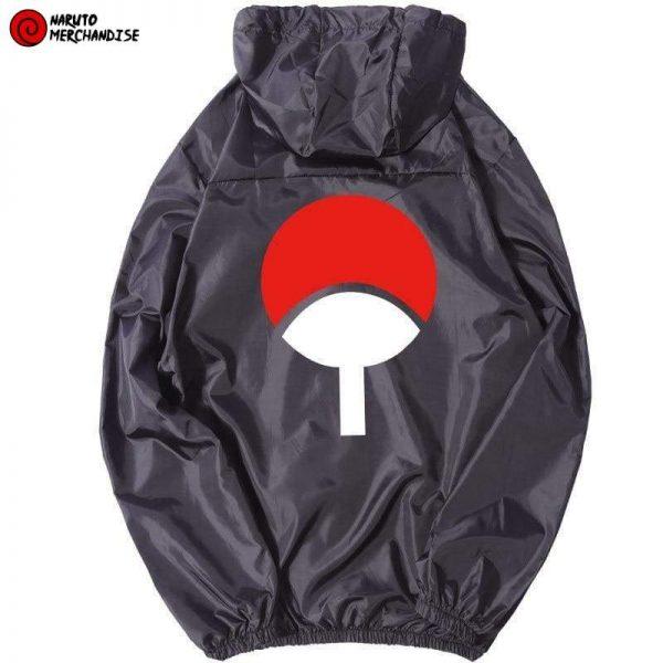 Naruto Windbreaker <br>Uchiha Clan Symbol