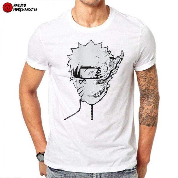 Naruto Shirt <br>Naruto Kyubii