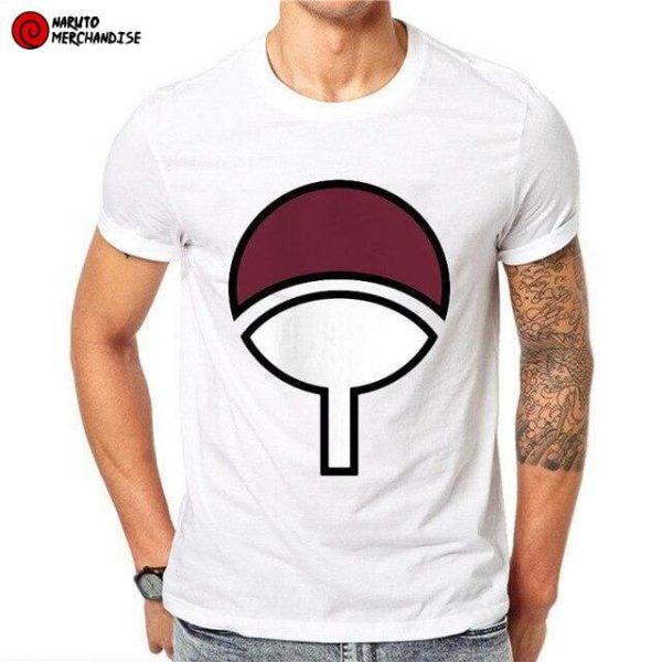 Naruto Shirt <br>Uchiha Symbol