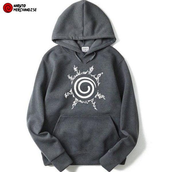 Naruto Hoodie <br>Naruto Seal Mark