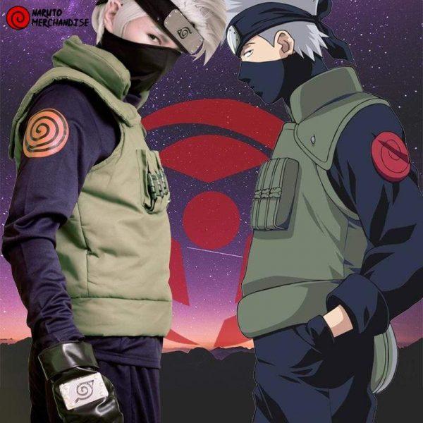 Naruto Costume <br>Kakashi Hatake