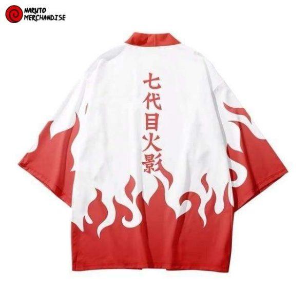 Naruto Kimono <br>Fourth Hokage Cloak