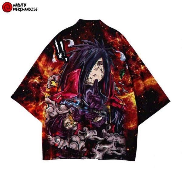 Naruto Kimono <br>Madara Uchiha