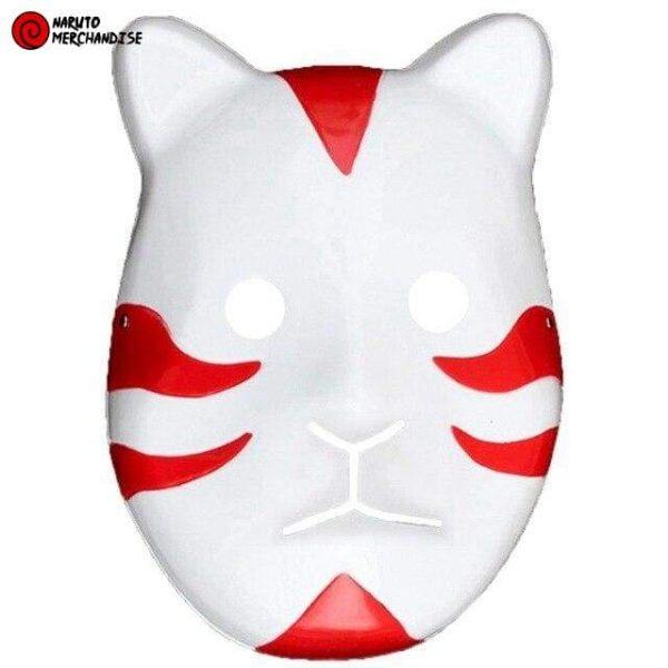 Anbu Black Ops Mask <br>Captain (Red)