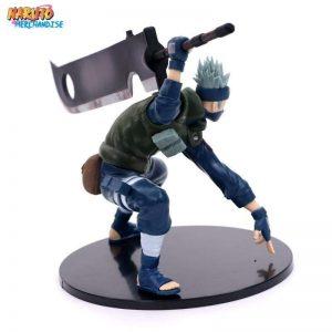 Naruto Figure <br>Kakashi Zabuza Sword