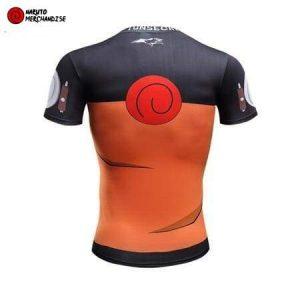 Naruto Workout Shirt <br>Naruto Shippuden