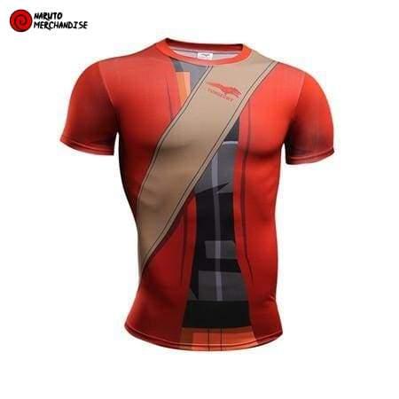 Naruto Workout Shirt <br>Naruto Sage Mode