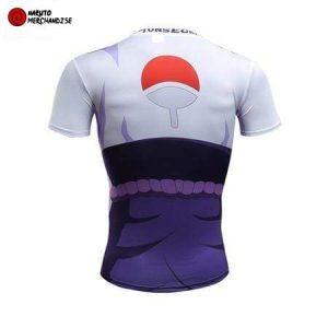 Naruto Workout Shirt <br>Sasuke (Orochimaru Outfit)
