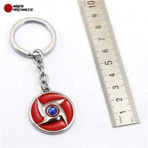 Naruto Keychain <br>Mangekyou Sharingan (Itachi)