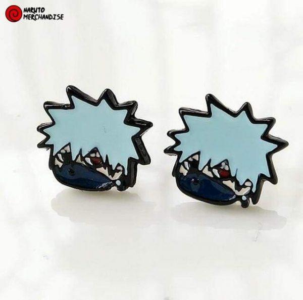 Naruto Earrings <br>Kakashi Hatake