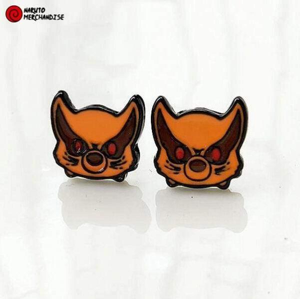 Naruto Earrings <br>Kurama Kyubi (Tailed Beast)