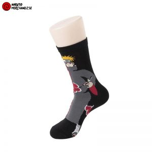 Naruto Socks <br>Pain (Tendo/Pein)