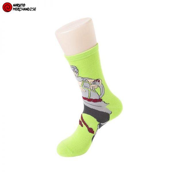 Naruto Socks <br>Killer Bee
