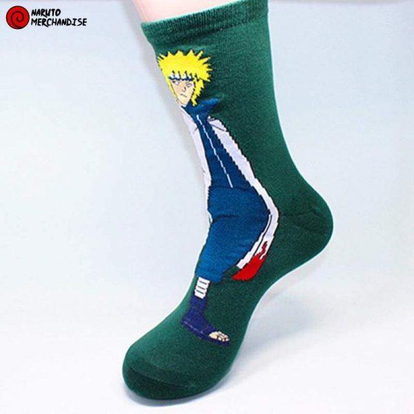 Naruto Socks <br>Minato Namikaze