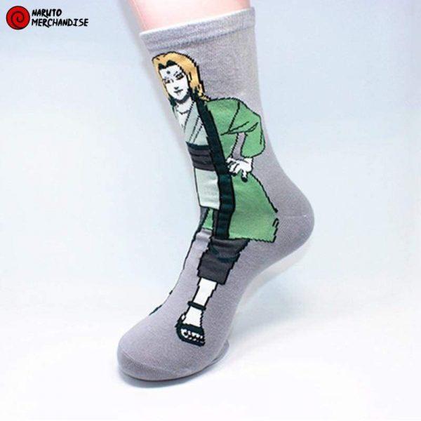 Naruto Socks <br>Tsunade Senju