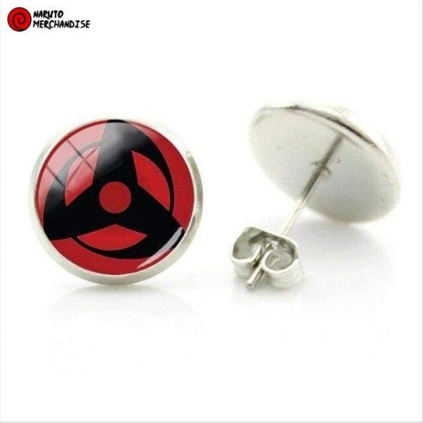 Naruto Earrings <br>Mangekyou Sharingan (Kakashi/Obito)