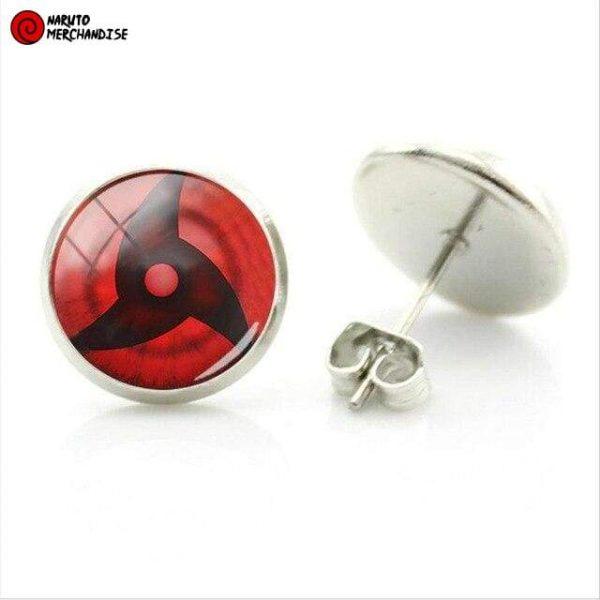 Naruto Earrings <br>Mangekyou Sharingan (Itachi Uchiha)