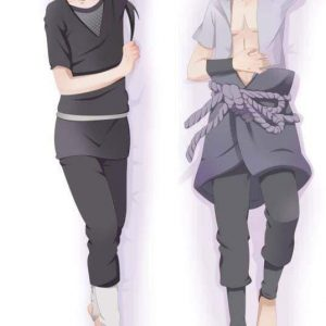 Itachi uchiha body pillow