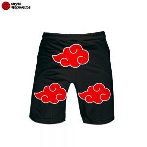 Naruto Swim Trunks Shorts <br>Akatsuki Clan