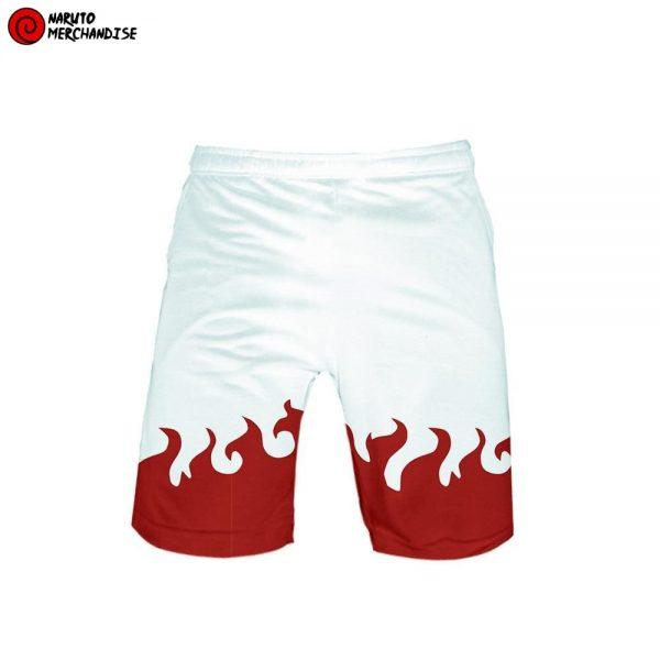 Naruto Swim Trunks Shorts <br>Minato Namikaze Hokage