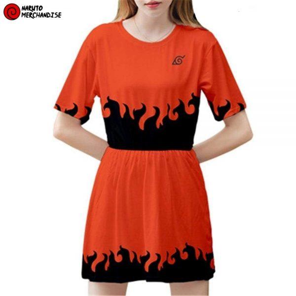 Naruto Dress <br>Naruto Uzumaki (Orange)