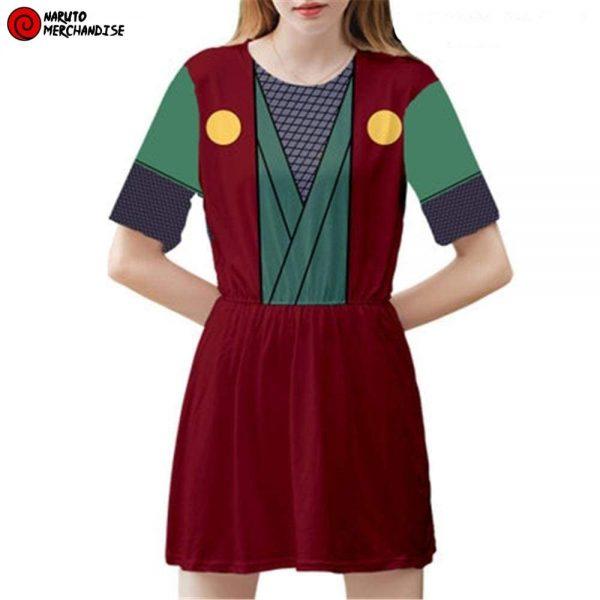 Naruto Dress <br>Jiraiya Outfit