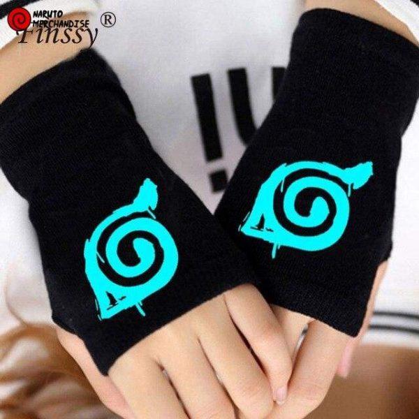 Naruto Gloves <br>Hidden Leaf (Konoha)